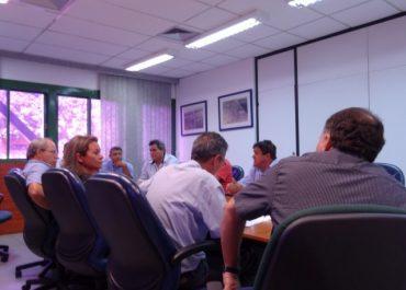 Reunião entre Diretoria DETRAN/MS e CRDD/MS com seus delegados